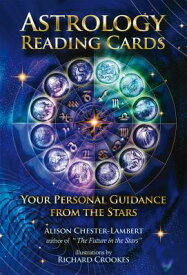 Astrology Reading Cards: Your Personal Guidance from the Stars ASTROLOGY READING CARDS [ Alison Chester-Lambert ]