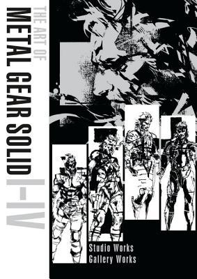 The Art of Metal Gear Solid I-IV ART OF METAL GEAR SOLID I-IV [ Konami ]