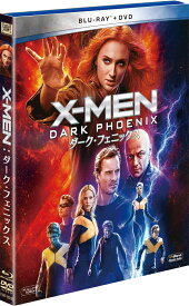 X-MEN:ダーク・フェニックス【Blu-ray】 [ ソフィー・ターナー ]