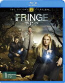 FRINGE/フリンジ<セカンド・シーズン> Vol.1【Blu-ray】