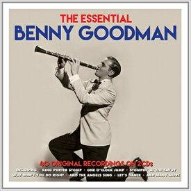 【輸入盤】Essential [ Benny Goodman ]