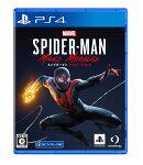 【早期予約特典】Marvel's Spider-Man: Miles Morales PS4版(4点特典)