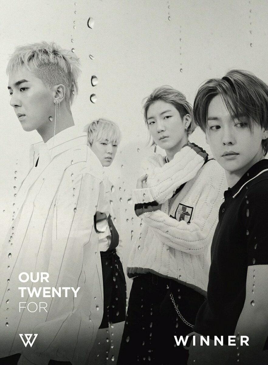 OUR TWENTY FOR (CD+2DVD+スマプラ) [ WINNER ]