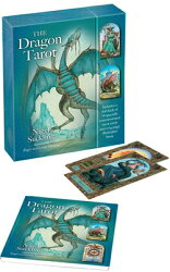 The Dragon Tarot: Includes a Full Deck of 78 Specially Commissioned Tarot Cards and a 64-Page Illust