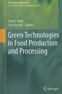 GreenTechnologiesinFoodProductionandProcessing