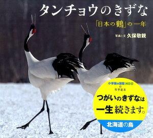 タンチョウのきずな 「日本の鶴」の一年 (小学館の図鑑NEOの科学絵本) [ 久保 敬親 ]