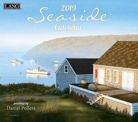 Seaside 2019 14x12.5 Wall Calendar