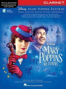 Mary Poppins Returns for Clarinet: Instrumental Play-Along Series