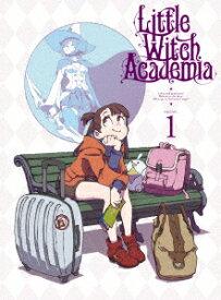 リトルウィッチアカデミア Vol.1【Blu-ray】 [ 潘めぐみ ]