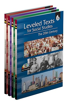 Leveled Texts for Social Studies: 4-Book Set LEVELED TEXTS FOR SOCIAL S 4V (Leveled Texts for Social Studies) [ Teacher Created Materials ]