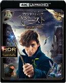 ファンタスティック・ビーストと魔法使いの旅(4K ULTRA HD+ブルーレイ)【4K ULTRA HD】