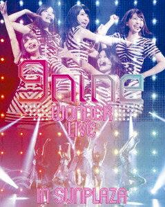 9nine WONDER LIVE in SUNPLAZA【Blu-ray】 [ 9nine ]
