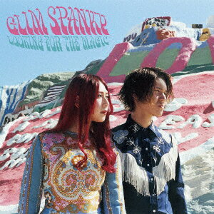 LOOKING FOR THE MAGIC [ GLIM SPANKY ]