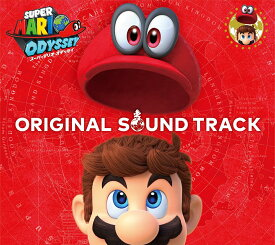 SUPER MARIO ODYSSEY ORIGINAL SOUNDTRACK [ (ゲーム・ミュージック) ]