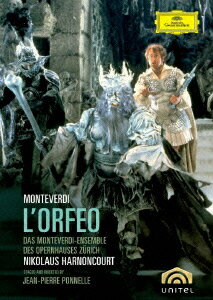 モンテヴェルディ:歌劇≪オルフェオ≫(初回生産限定)