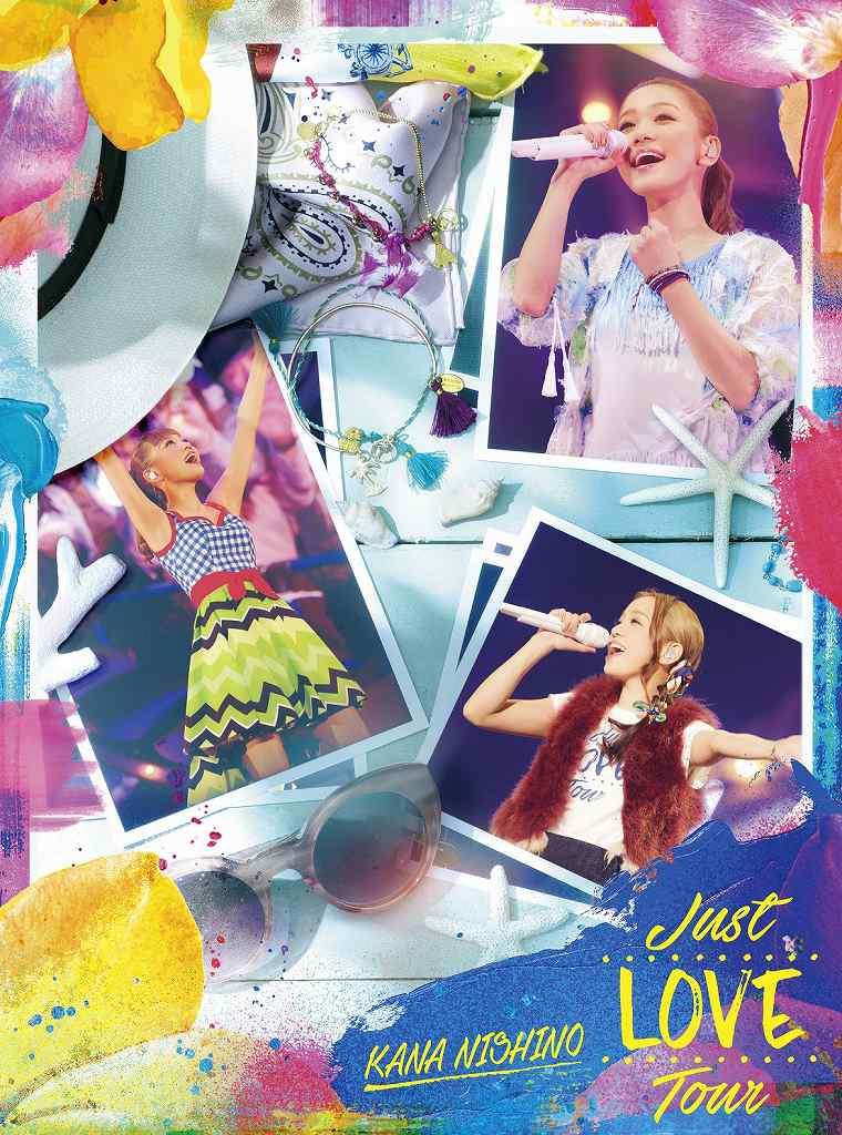 Just LOVE Tour(初回生産限定盤) [ 西野カナ ]