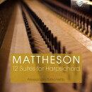 【輸入盤】チェンバロのための12の組曲集 アレッサンドロ・シモネット(2CD)
