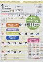 E533 ファミリーエコカレンダー壁掛 A3(2018) ([カレンダー])