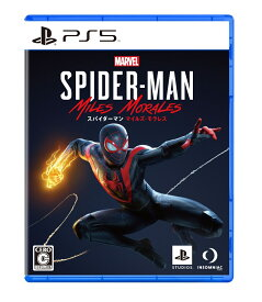 【早期予約特典】Marvel's Spider-Man: Miles Morales PS5版(4点特典)