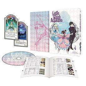 リトルウィッチアカデミア Vol.4【Blu-ray】 [ 潘めぐみ ]