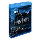 ハリー・ポッター ブルーレイ コンプリート セット【Blu-ray】