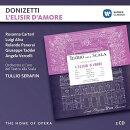 【輸入盤】『愛の妙薬』全曲 トゥリオ・セラフィン&スカラ座、ルイジ・アルヴァ、ロザンナ・カルテリ、ジュゼッペ…