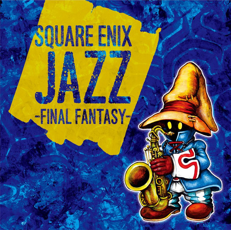 SQUARE ENIX JAZZ -FINAL FANTASY- [ (ゲーム・ミュージック) ]
