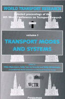 World Conference on Transport Research (4 Vol. Set)
