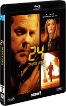 24-TWENTY FOUR- シーズン5<SEASONS ブルーレイ・ボックス>【Blu-ray】