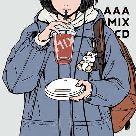 【先着特典】AAA MIX CD(ステッカー) [ AAA ]