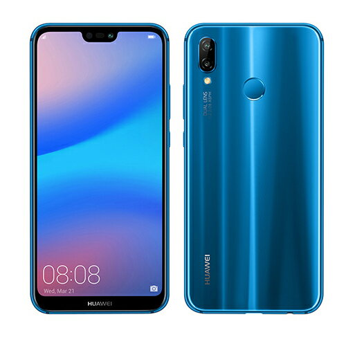 HUAWEI P20 lite /Klein Blue/51092NAJ