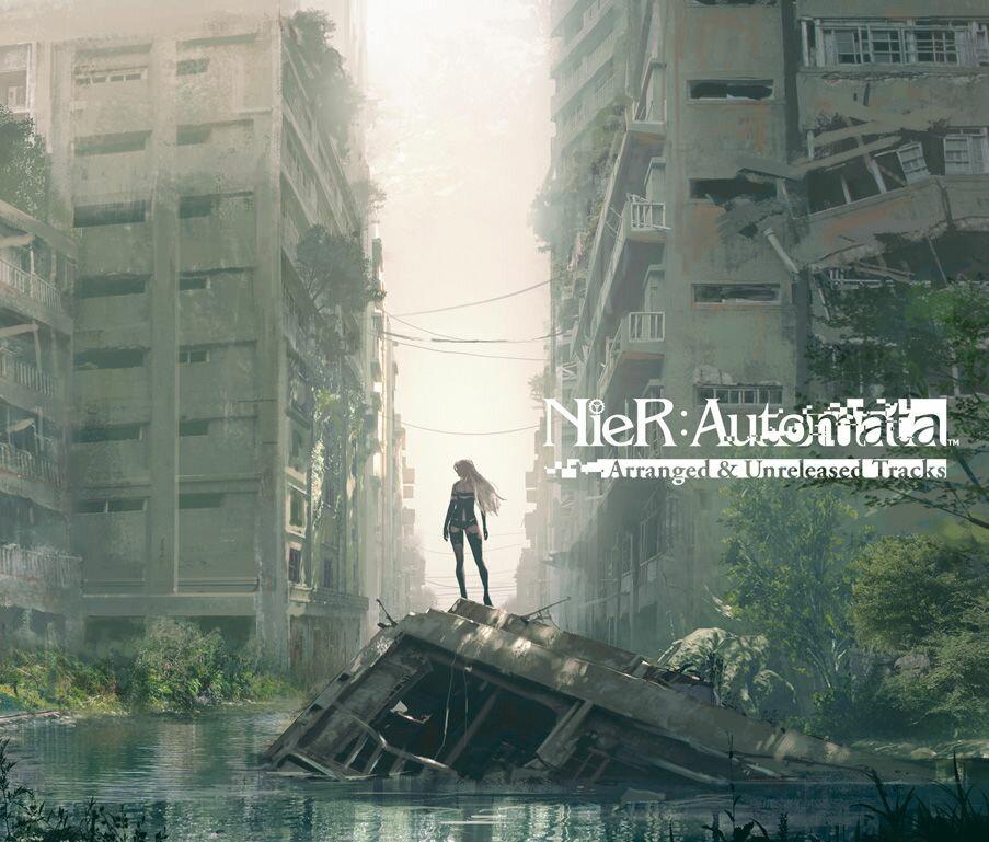 NieR:Automata Arranged & Unreleased Tracks [ (ゲーム・ミュージック) ]
