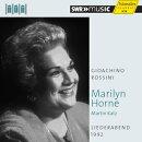 【輸入盤】ロッシーニ歌曲の夕べ マリリン・ホーン、M.カッツ(1992)