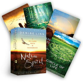 Native Spirit Oracle Cards: A 44-Card Deck and Guidebook NATIVE SPIRIT ORACLE CARDS [ Denise Linn ]