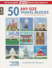 50Any-SizeTravelBlocks[WithCDROM][RitaWeiss]