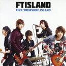 FIVE TREASURE ISLAND(通常盤)