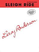 【輸入楽譜】アンダーソン, Leroy: そり滑り/Edwards編曲