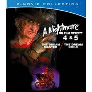 エルム街の悪夢 4 ザ・ドリームマスター最後の反撃 & エルム街の悪夢 5 ザ・ドリームチャイルド【Blu-ray】