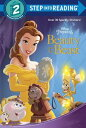 Beauty and the Beast Deluxe Step Into Reading (Disney Beauty and the Beast) [ Me...
