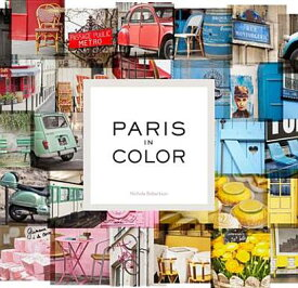 PARIS IN COLOR(H) [ NICHOLE ROBERTSON ]