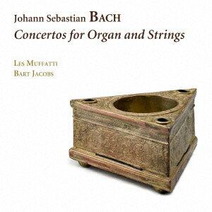 バッハ:カンタータによるオルガン協奏曲 [ (クラシック) ]