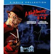 エルム街の悪夢 2 フレディの復讐 & エルム街の悪夢 3 惨劇の館【Blu-ray】