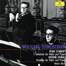 シューベルト、ドヴォルザーク:ヴァイオリンとピアノのためのソナチネ