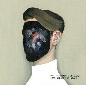 "MAN STEAL THE STARS (初回限定盤 CD+DVD) [ SOIL&""PIMP""SESSIONS ]"