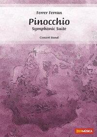 ブックス: 【輸入楽譜】フェラン, Ferrer: 交響組曲「ピノキオ」(全曲): スコアとパート譜セット - フェラン, Ferrer - 2600001115963 : 本