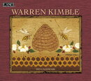 Warren Kimble 2019 14x12.5 Wall Calendar