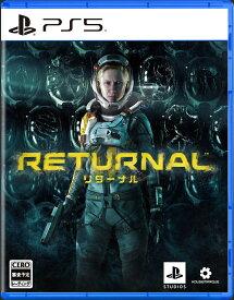 【早期予約特典】Returnal(【封入】セレーネのスーツスキン2種)