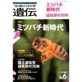 生物の科学遺伝(Vol.73 No.6(201) 特集:ミツバチ新時代
