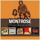 【輸入盤】5cd Original Album Series Box Set [ Montrose ]