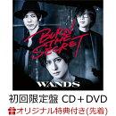 【楽天ブックス限定先着特典】BURN THE SECRET (初回限定盤 CD+DVD)(クリアファイル(A4サイズ))